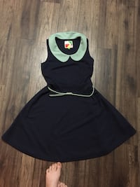 Navy and mint dress St Catharines, L2R 1S1