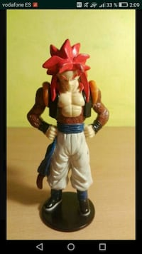 Figura de Dragon Ball Z Madrid, 28001
