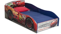 Cars toddler bed by Delta. In good condition   Chula Vista, 91910