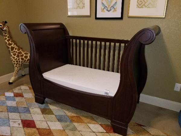 Used Pottery Barn Larkin Sligh Crib For Sale In Helotes