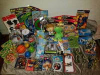 51 Various Boy Random Gift Lot B- Marvel Star Wars