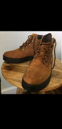 Men's Timberland Boots size 11.