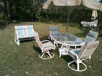 Outdoor furniture with rockers Martinsburg, 25405