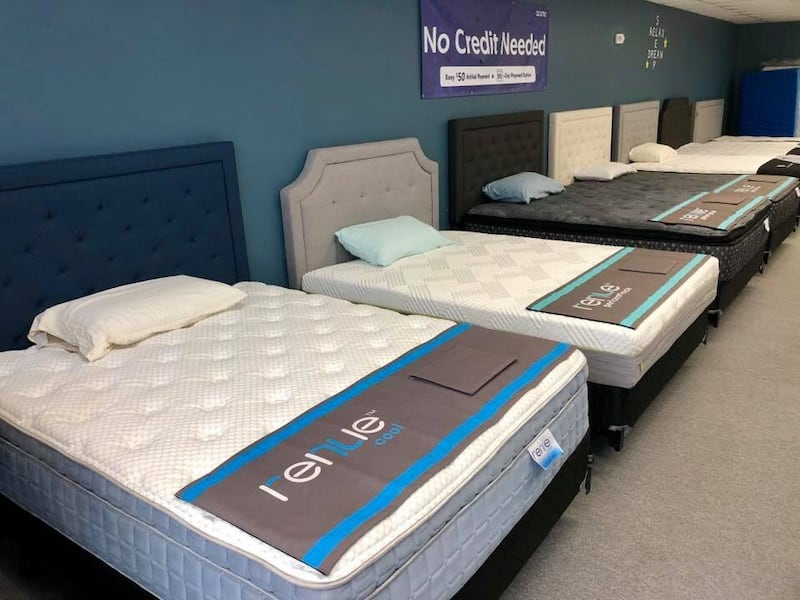 Brand New Base Foundation Box & Mattress Set - Warranty - Full Set ee8817a2-5d58-4f06-ab5d-f50612971101