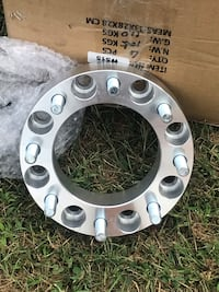 2 inch wheel spacers for Ford F250 Essex, 21221