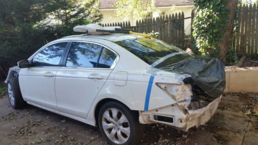 For sale honda accord 2009 4 cilender  for parts  be103366-61fd-454f-90b7-671c7f9b9b88