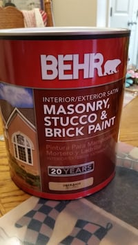 Behr gallon brick and stucco paint  Dundalk
