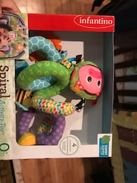 Spiral toy for babies  Pittsburg, 94565