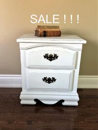 FRENCH COUNTRY BEDSIDE TABLE Mississauga