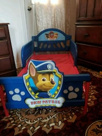 Paw patrol junior bed Montreal