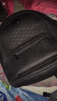 Black leather louis vuitton bag paid 300 just want it out of my hands don't need it no more Carnegie, 15106
