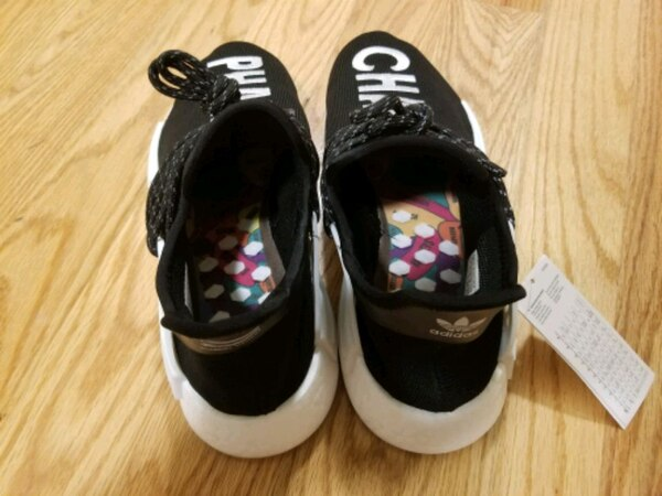 dd424d7a6 Used pharrell chanel human race adidas nmd for sale in New York - letgo