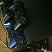PS3 250 GB (1 Controller & 4 Games) Toronto, M3H
