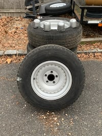 American Racing Rims 15X8 With Tires Nesconset, 11767