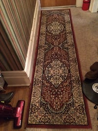 "CARPET RUNNER WOOL 95""Lx26""W London, N6C 1J5"