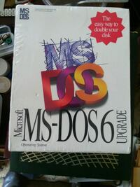 MS-DOS operating system upgrade 8 km