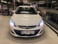 2013 Opel Astra 1.4 140 HP SPORT ACTIVE SELECT