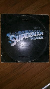 Superman the Movie (1978) soundtrack LPs Fort Worth, 76107