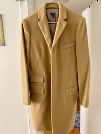 J. Crew Mayfair Topcoat Washington, 20037