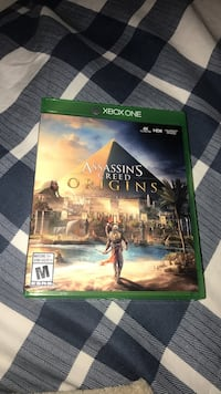 Xbox one- assassins creed origins