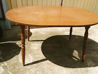 Antique wooden table without chairs Pasadena, 77504