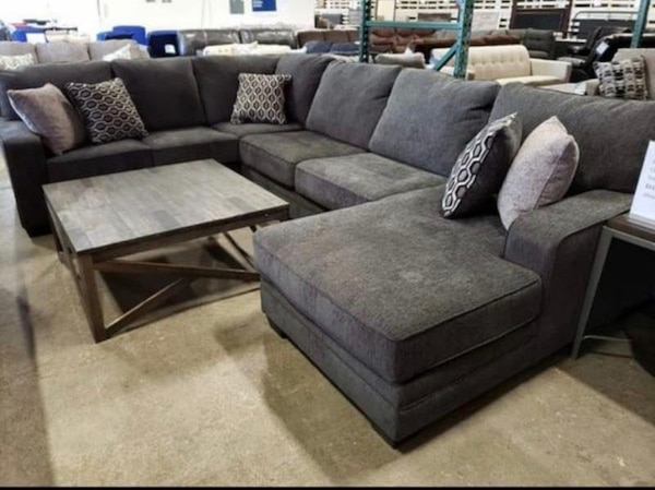Used New Sectional (furniture-Ashley ) for sale in Houston ...