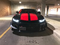Red racing stripes  Mississauga, L5G 1H9