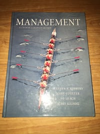 Management 11th Canadian Edition