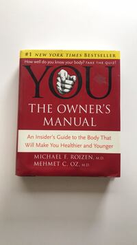 YOU THE OWNERS MANUAL Edmonton, T5H 0W5