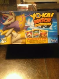BRAND NEW YO-KAI WATCH TRADING CARD GAME Pickering, L1V 3V7