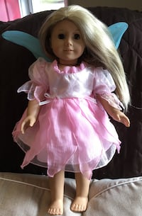 Pleasant Company Doll in Fairy Outfit Sayville