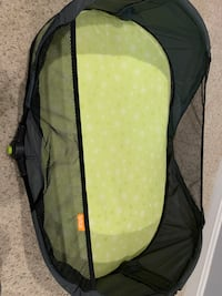 Brica Fold n Go Travel Bassinet  Glen Burnie