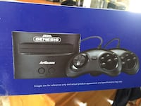 SEGA Genesis Mini (Plays cartridges also)