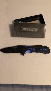 Brand new wartech pocket knife Neenah, 54956