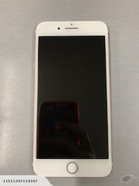 IPHONE 7 PLUS 32 GB ROSEGOLD LOCKED TO FIDO Toronto, M4J 2S4