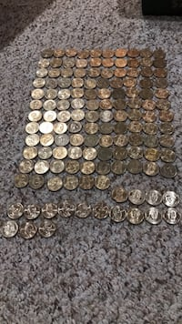 $1 presidential  gold coins