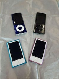 three assorted-color iPhone cases Oshawa, L1G 4W6