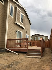 New Fence? Fence Repair? New Deck? hardwood Floors or landscaping project? Give us a call  [TL_HIDDEN]  Broomfield