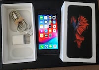 iPhone 6s 64GB Space Gray Unlocked W/ Accessories Toronto