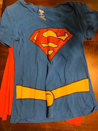 Superman shirt with cape Shippensburg, 17257