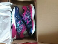 pair of blue-and-pink New Balance sneakers Kitchener, N2M 1S8
