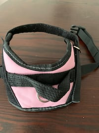 Brand NEW (Pink) extra small girl dog harness. Woodbridge, 22191