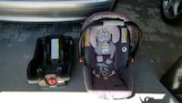 baby's Infant pink and gray car seat carrier Woodbridge, 22192