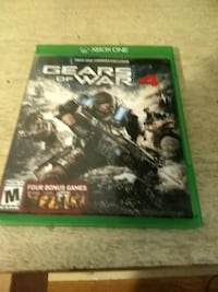 Gears of War 4 Xbox One game case Dover, 19904