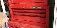 red and black Craftsman tool cabinet Winter Springs, 32708
