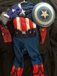 Captain America Halloween costume  Washington, 84780