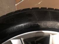 "BMW Continental ContiWinter Contact tires and Rims 19"" Toronto"