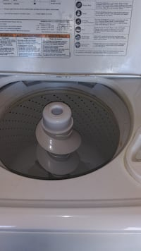 Kenmore 80 series electric washer
