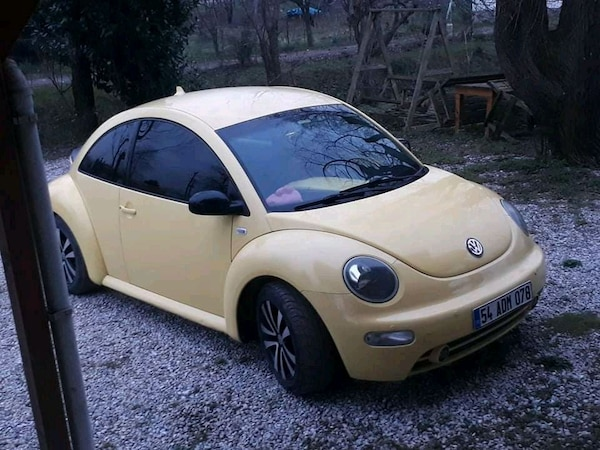 2003 Volkswagen New Beetle 1.6 SMILE df4c79c9-a156-4797-9320-1345fa5456ad