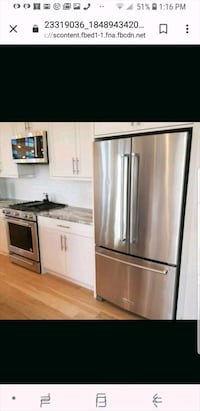 Kitchen appliances brand new fully warranted  St. Louis, 63146